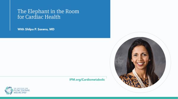 The Elephant in the Room for Cardiac Health