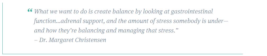 Balence Quote Margaret Christensen
